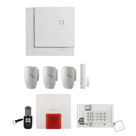 Kit alarme Daitem – Ensemble E-Sens BH908AF