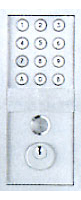 Interphone inox antivandale