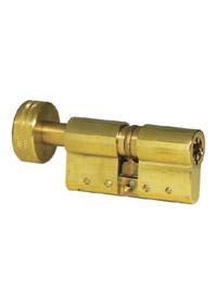 Serrure POLLUX Cylindre européen à bouton